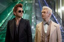 Good Omens David Tennant and Michael Sheen