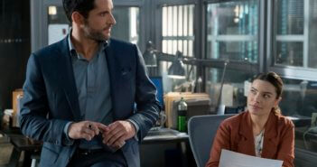 Lucifer Season 4 Tom Ellis