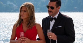 Murder Mystery Jennifer Aniston and Adam Sandler