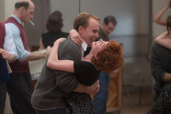 Fosse/Verdon Sam Rockwell and Michelle Williams