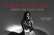 Sara Bareilles 2019 Tour