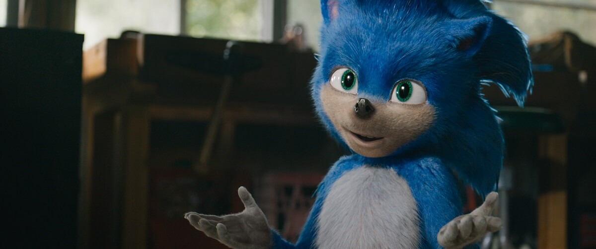 Movie Poster 2019: 'Sonic The Hedgehog' First Trailer Plus A New Poster And