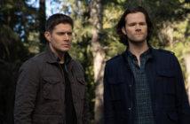 Supernatural Jensen Ackles and Jared Padalecki