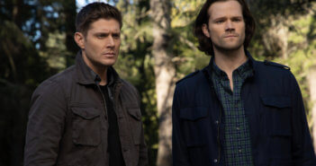 Supernatural Jensen Ackles and Jared Padalecki