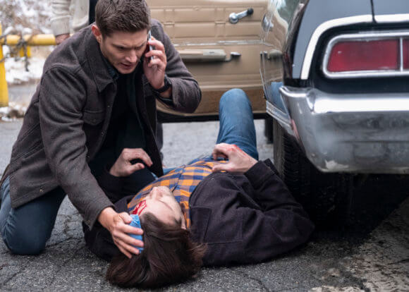 Supernatural Season 14 Episode 17