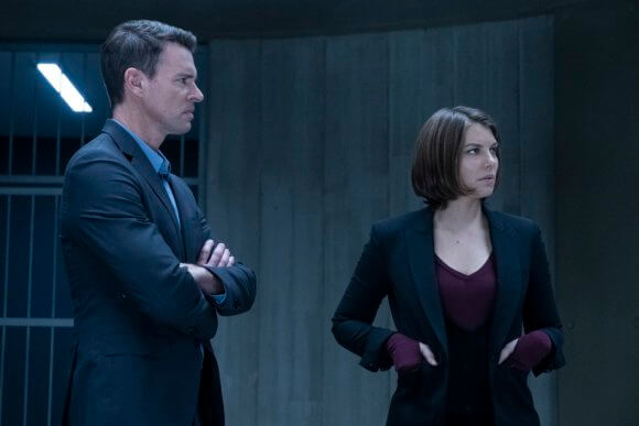 Whiskey Cavalier Season 1 Episode 8