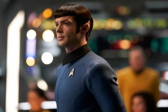 Star Trek: Discovery Ethan Peck