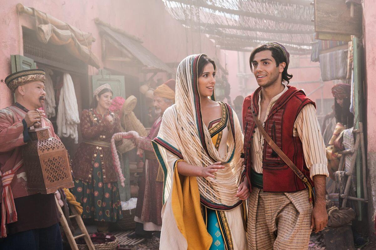 86ee0da1bc9 'Aladdin' Movie Review: Naomi Scott Steals This Magical Musical