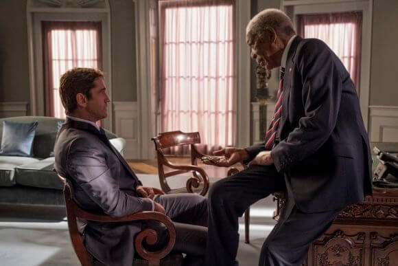 Angel Has Fallen star Gerard Butler