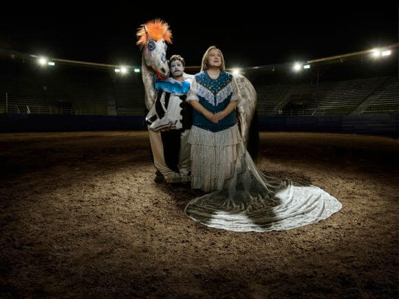 Baskets Zach Galifianakis and Louie Anderson