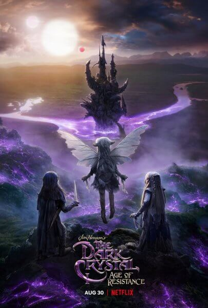 The Dark Crystal: Age of Resistance Poster
