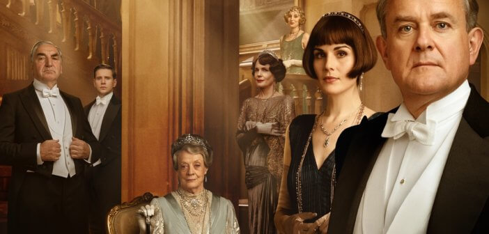 'Downton Abbey' Official Trailer and Poster:  The King and Queen Visit the Crawleys