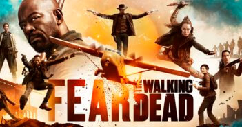 Fear the Walking Dead Season 5 Poster