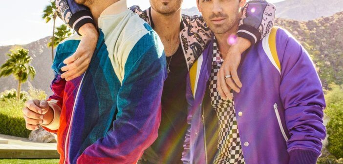 Jonas Brothers Honored with the 'Teen Choice 2019' Decade Award