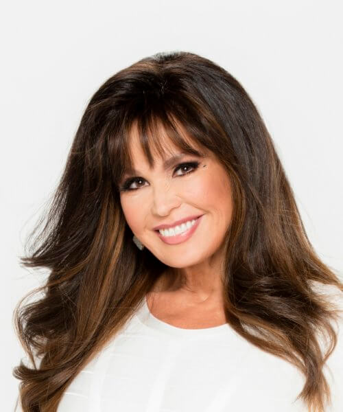 Marie Osmond Joins The Talk