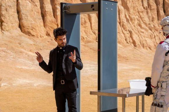 Preacher Season 4 Dominic Cooper