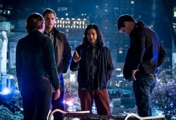 The Flash Season 5 Episode 21