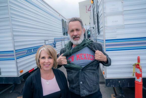 Bios star Tom Hanks