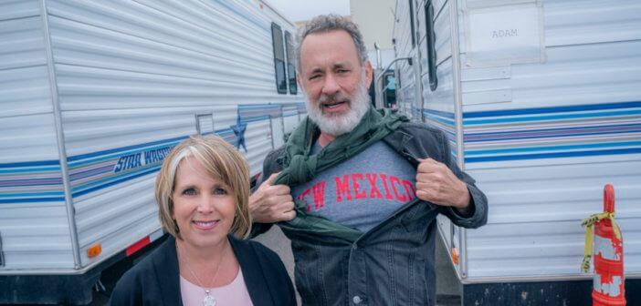 Skeet Ulrich and Laura Harrier Join Tom Hanks in 'Bios'
