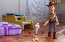 Toy Story 4 Woody and Forky