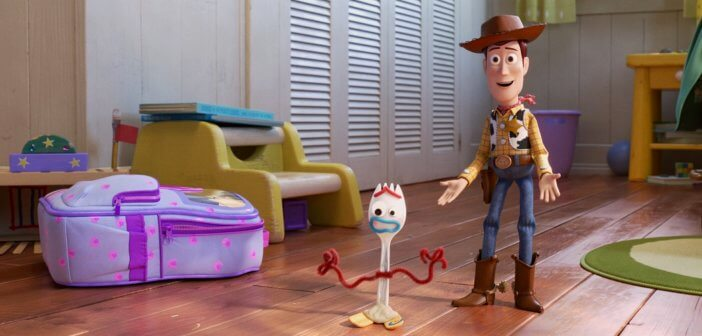 'Toy Story 4' Unveils Its Final Trailer:  Woody and the Gang Take Off on Another Adventure