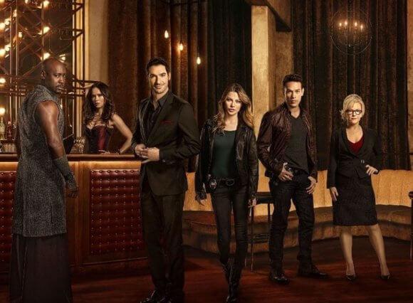 Lucifer season 4 cast