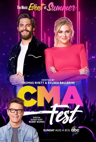 CMA Fest 2019 Hosts