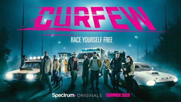 Curfew TV Series