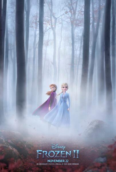 Frozen 2 Teaser Poster
