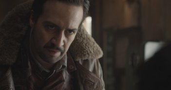 His Dark Materials Star Lin-Manuel Miranda