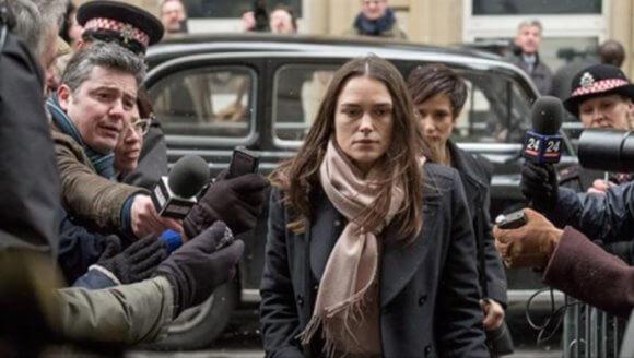 Official Secrets star Keira Knightley