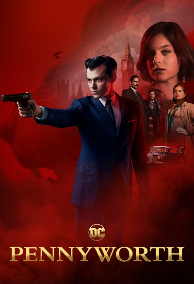 Pennyworth San Diego Comic Con Poster