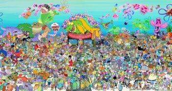 SpongeBob SquarePants Returns to Comic Con
