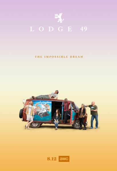 Lodge 49 Season 2 Poster