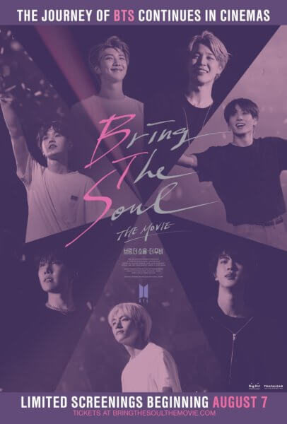 BTS Bring the Soul Poster