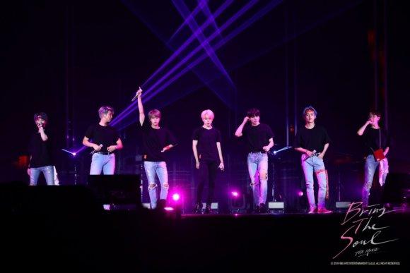 BTS Bring the Soul