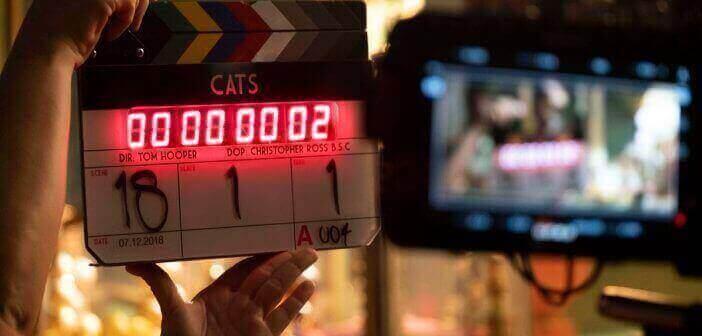 'Cats' – A Sneak Peek Behind the Scenes