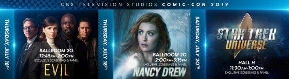 CBS San Diego Comic Con