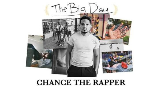 Chance the Rapper The Big Day Tour