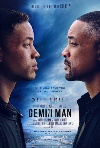 Gemini Man Official Poster