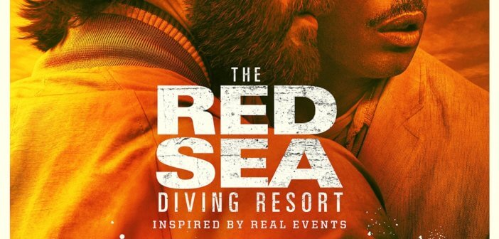 'Red Sea Diving Resort' Starring Chris Evans Unveils a Trailer and Poster