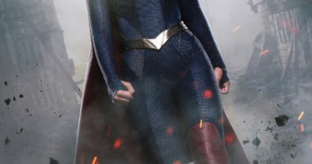 Supergirl New Suit