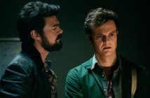 The Boys Karl Urban and Jack Quaid