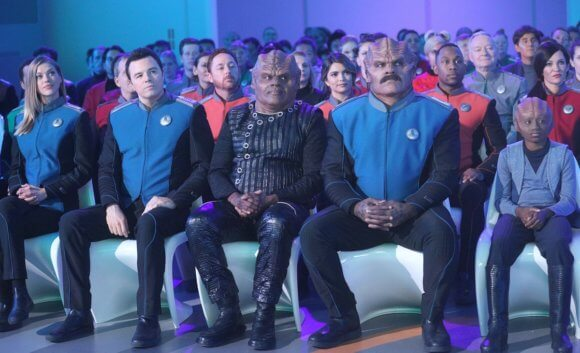 San Diego Comic Con The Orville