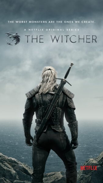 The Witcher Teaser Poster