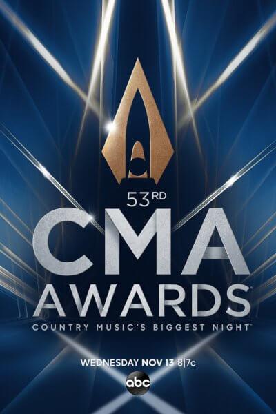 2019 CMA Awards Poster