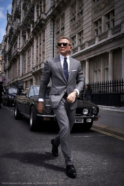 No Time To Die star Daniel Craig