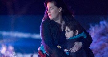Emergence stars Allison Tolman and Alexa Swinton