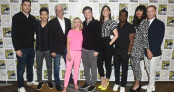 The Good Place Season 4 Cast