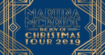 Martina McBride Joy of Christmas Tour